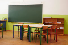 Classroom royalty free stock photography