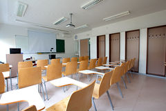 Free Classroom Royalty Free Stock Image - 19525766