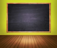 Classroom Background Stock Photo