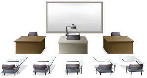 Classroom Stock Photo