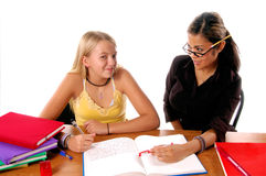 Classroom Learning 5 Royalty Free Stock Photo