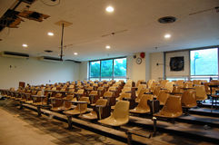 Classroom remodeling Royalty Free Stock Photography