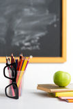 In the classroom Royalty Free Stock Photos