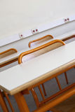 Classroom at university Royalty Free Stock Image