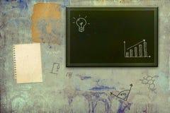Classroom wall Royalty Free Stock Photo
