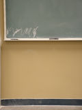 Classroom Writing Board. View of a classroom Stock Photo