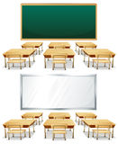 Classrooms Stock Photography