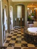 Classy Bathroom royalty free stock photography