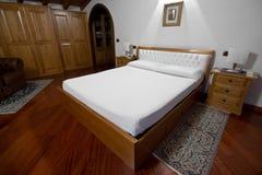 Classy bedroom Royalty Free Stock Image