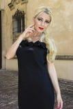 Classy Black Royalty Free Stock Photography
