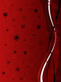 Classy Christmas Background 3 Stock Image