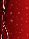 Classy Christmas Background 4 Stock Image