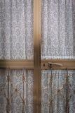 Classy door Stock Images