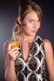 Classy lady Stock Photos