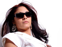 Classy Latina Stock Image