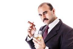 Classy man Royalty Free Stock Photo