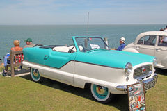 Classy Motor Royalty Free Stock Photography