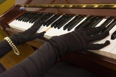Classy Piano Stock Photos