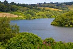 Clatworthy Reservoir in Somerset Stock Photos