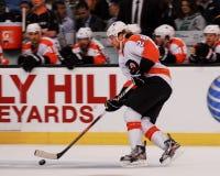Claude Giroux Philadelphia Flyers Royalty-vrije Stock Afbeelding