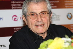 Claude Lelouch Stock Images