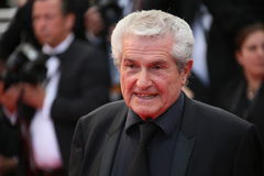 Claude Lelouch. Attends the 'Money Monster' Premiere during the 69th annual Cannes Film Festival on May 12, 2016 in Cannes, France Stock Photo
