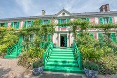 In Claude Monet estate Royalty Free Stock Photos
