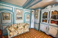 Claude Monet nieruchomość Fotografia Royalty Free