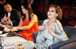 Claudia Cardinale Fotografia Stock Libera da Diritti