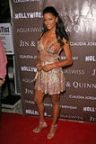 Claudia Jordan Royalty-vrije Stock Afbeelding