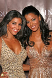 Claudia Jordan,Sonia Vera Stock Photo
