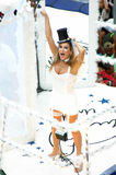 Claudia Leite Stock Foto