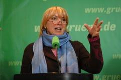Claudia roth Στοκ εικόνες με δικαίωμα ελεύθερης χρήσης