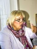 Claudia Roth Foto de archivo
