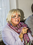 Claudia Roth Stock Foto's
