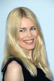 Claudia Schiffer, Karl Lagerfeld Stock Photo