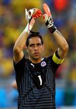 Claudio Bravo   Coupe du Monde 2014 Royalty Free Stock Photography