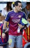 Claudio Bravo  FC Barcelone v La Corogne Liga - Espagne Stock Image