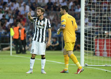 Claudio Marchisio Royalty Free Stock Photo