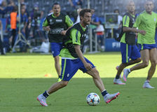 Claudio Marchisio Royalty Free Stock Image
