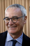 CLAUDIO RANIERI, ITALIEN Lizenzfreie Stockfotos