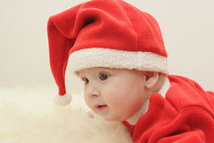 Claus λίγο santa Στοκ Εικόνα