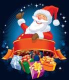 claus счастливый santa бесплатная иллюстрация