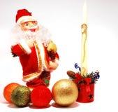 claus dekoracja Santa Zdjęcie Stock