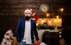 claus hand painted santa Продажа рождества взрыва искры Смешной santa желает веселое рождество и счастливый Новый Год рождество s стоковая фотография rf