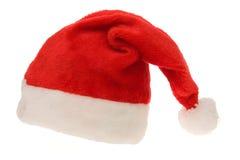 claus hatt santa Royaltyfria Bilder