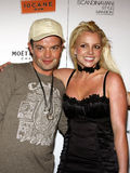 Claus Hjelmbak and Britney Spears Royalty Free Stock Images