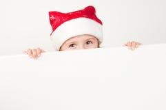claus mały Santa obrazy stock