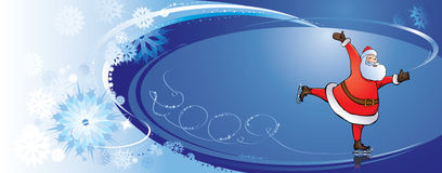 claus magi santa Royaltyfria Bilder