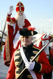 claus Nicolas Santa sinterklaas st Zdjęcie Royalty Free